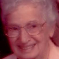 Hazel Irene Snoddy