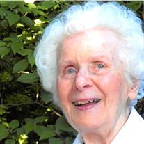 Mrs. Iris  Eleane Hofmann Follingstad