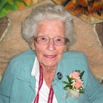 "Mrs. ""Peggy"" Velma Gertrude McPherson"