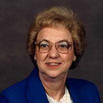Eleanor J Behary