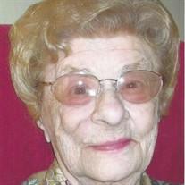 Hilda M. Bergen