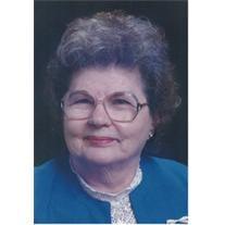 Blanche E. Hollars