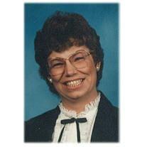 Carolyn Sue Peacock