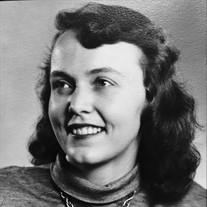 Wanda June Tobiassen