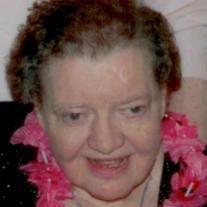 Miss Brenda M. Taylor