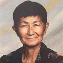 Alice Hisako Okubo
