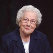 Georgia Anna Evans