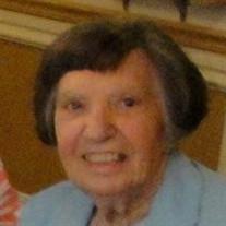 Doris Mae Seeger