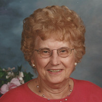 Mrs. Josephine L. Gregory (Matel)