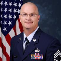 Chief Master Sergeant Bradley Roberts