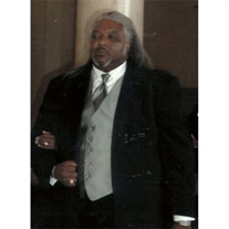 Reverend Charlie Robinson