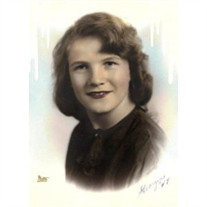 Georgia Lucille Matthews