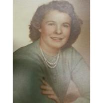 Margia Lene Yates