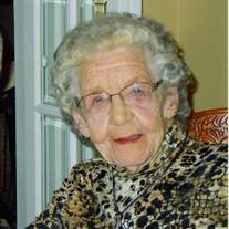 Mrs Joyce Enid Madill