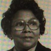 Frances Lee Edwards  Jordan