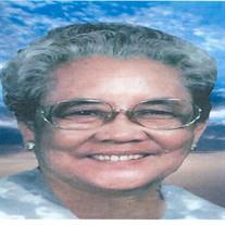 Juana Dela Cruz Sarmiento