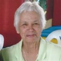 "Harriette ""Billie"" Juanita Manulani Simeona"