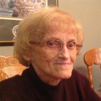 Hazel Mapletoft