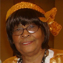 Mrs. Mamie J. Morgan