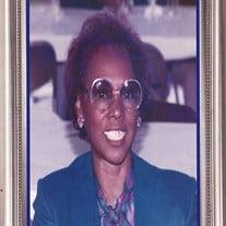 Mrs. Cleo Marie Williams