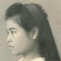 Mrs. Hideko Brewer