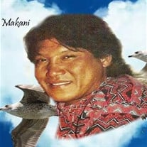 Wayne Dale Makani Kuaana