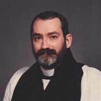 Rev. Frederick Shepherd Thomas, Jr., SSC