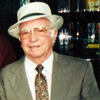 """Elmer Wilson """"Bill"""" Teague"""