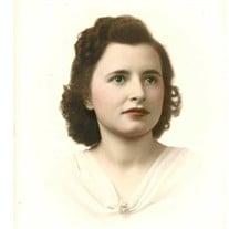 Mrs. Dorcas Elizabeth Breeding Minchey
