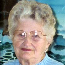Betty Alice McCabe