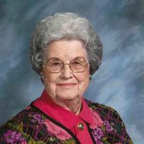 Mrs. Frances Moody Vinz