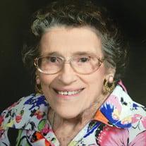Dolores M. Teague