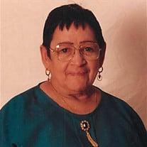 """Clara """"Callin"""" Luz Arias Proenza"""