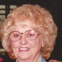 Peggy Ann Smallman