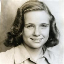 Elizabeth Anne (Betty) Wells