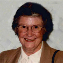 Mrs. Ruth Hopwood Thomason