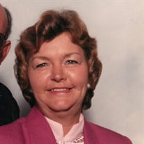 "Mrs. Elizabeth ""Betty"" Hutson"