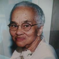 Mrs. Sadie B. Toliver