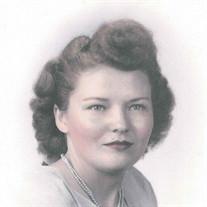 Mrs. Louise V. Allred
