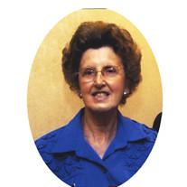 Doris Greig