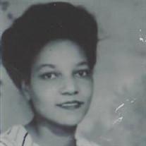 Mrs. Velma Mae Bridgman