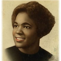 Mrs. Gwendolyn Irene Johnson