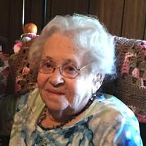 Dorothy Victoria Safriet Hensley
