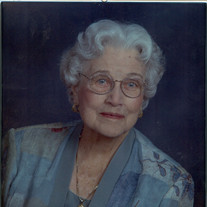 "Lillian A. ""Peg"" Stinson"
