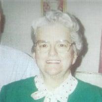 Mary Eleanor Walker
