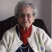"""Mrs.  Mary """"Minnie"""" Edith  Robinson"""