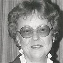 Ms. Dorothy Francis (Dottie) Dickson