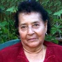 """Juana """"Juanita"""" Cruz"""
