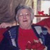 """Mildred A. """"Millie"""" Neuhauser"""