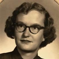 "Mrs. Bonneta ""Bonnie"" Boerema"